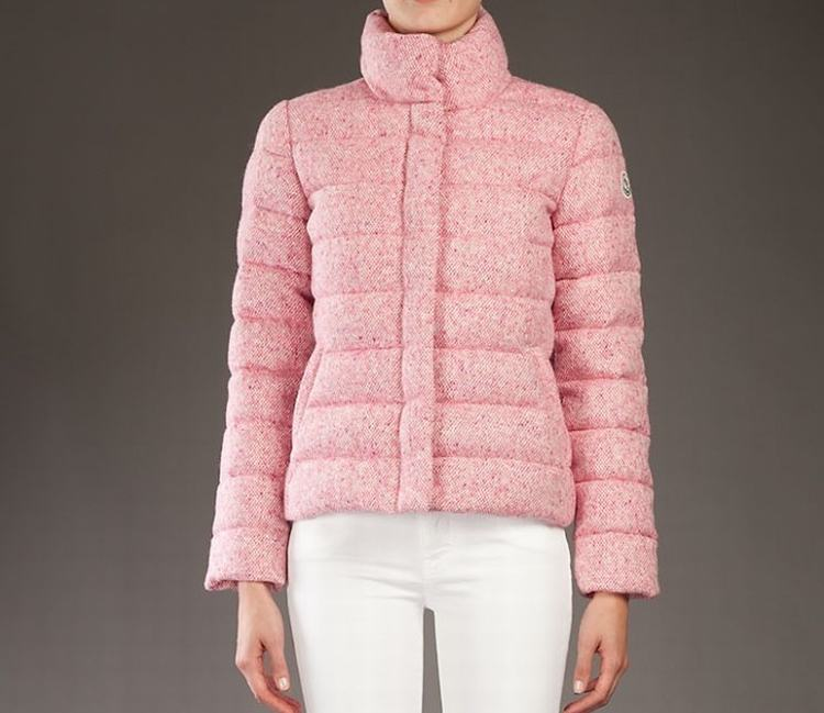 Moncler Cardere Women Jacket Pink