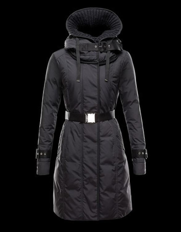 Moncler Chacal Women Jacket Black