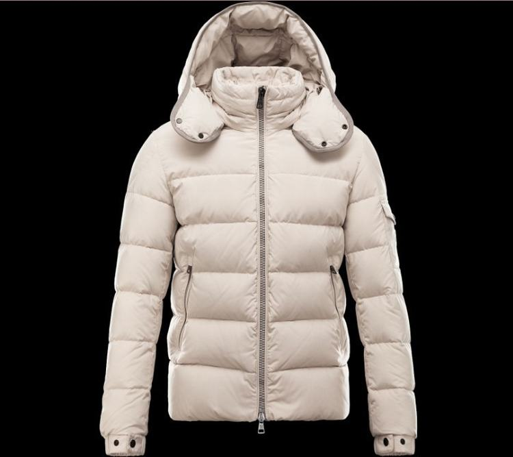 Moncler Chimay Women Jacket Cream White