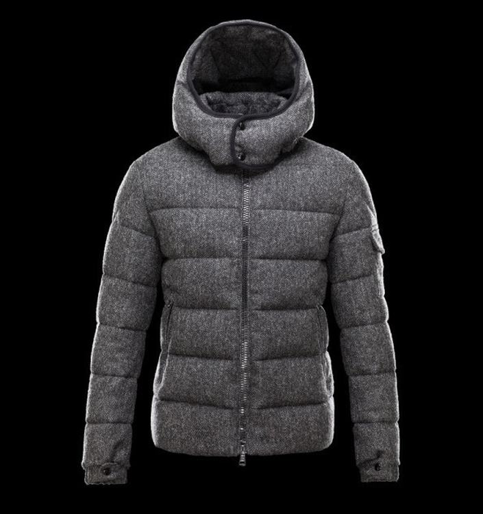 Moncler Chimay Women Jacket Grey