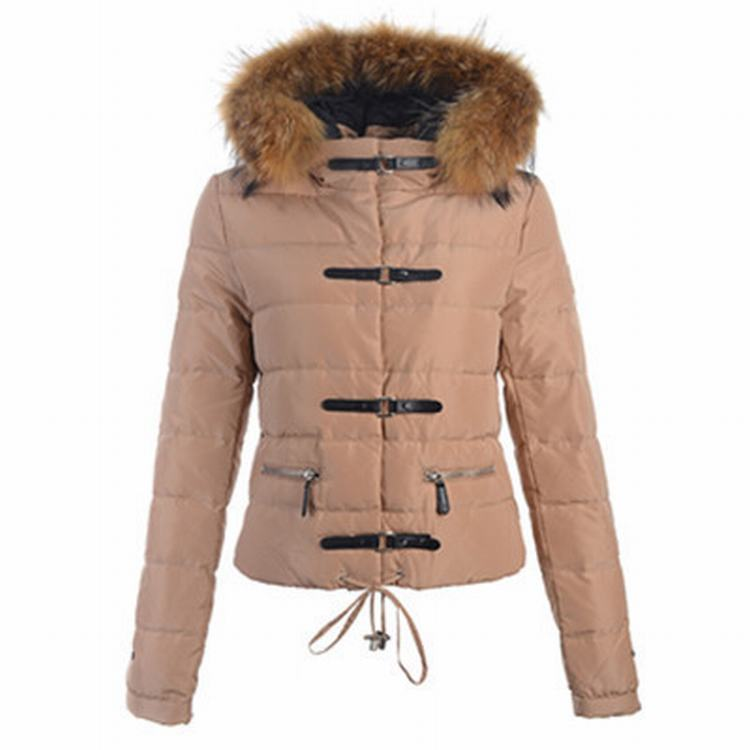 Moncler Crecerelle Women Jacket Cherry