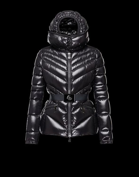Moncler Crussol Women Jacket Black