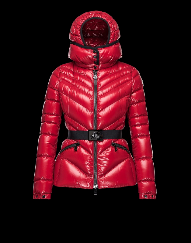 Moncler Crussol Women Jacket Red
