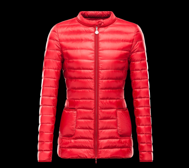 Moncler Dali Women Jacket Red
