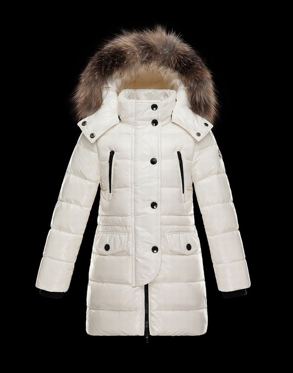 Moncler Fragon Women Jacket White