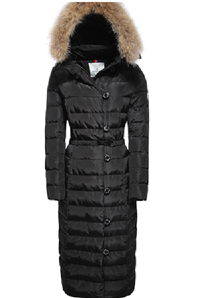 Moncler Gamme Rouge Women Jacket Black