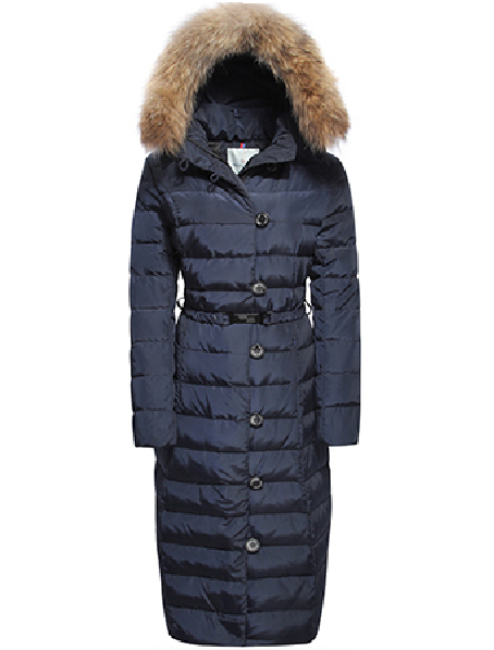 Moncler Gamme Rouge Women Jacket Blue