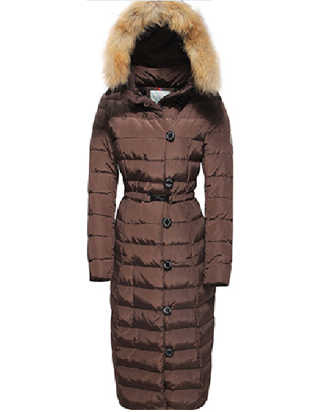 Moncler Gamme Rouge Women Jacket Brown