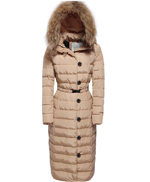 Moncler Gamme Rouge Women Jacket Cherry