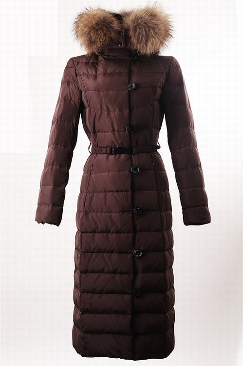 Moncler Gamme Rouge Women Jacket Wine Red