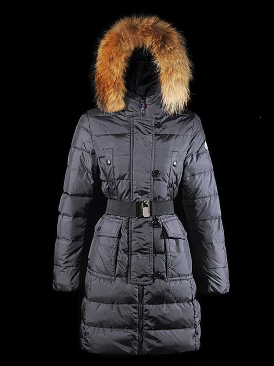 Moncler Genevrier 01 Women Jacket Light Blue