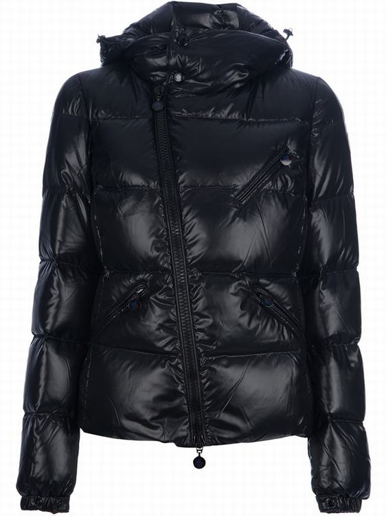 Moncler Gesse Women Jacket Black