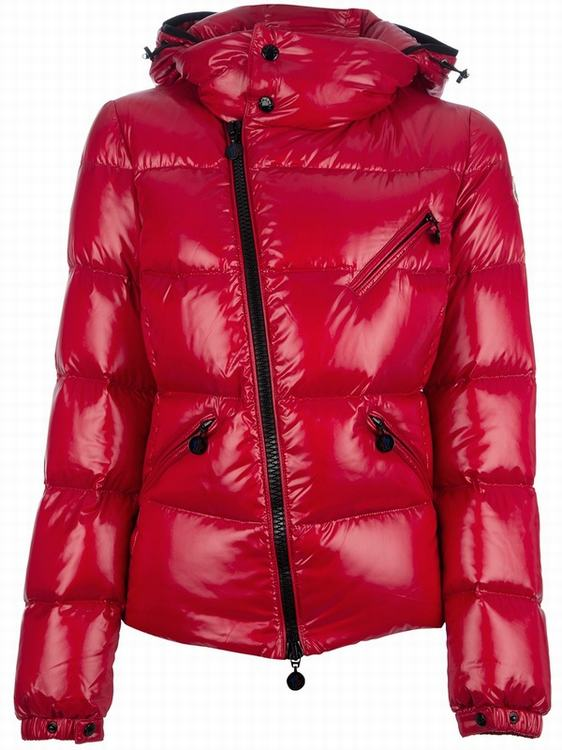 Moncler Gesse Women Jacket Red