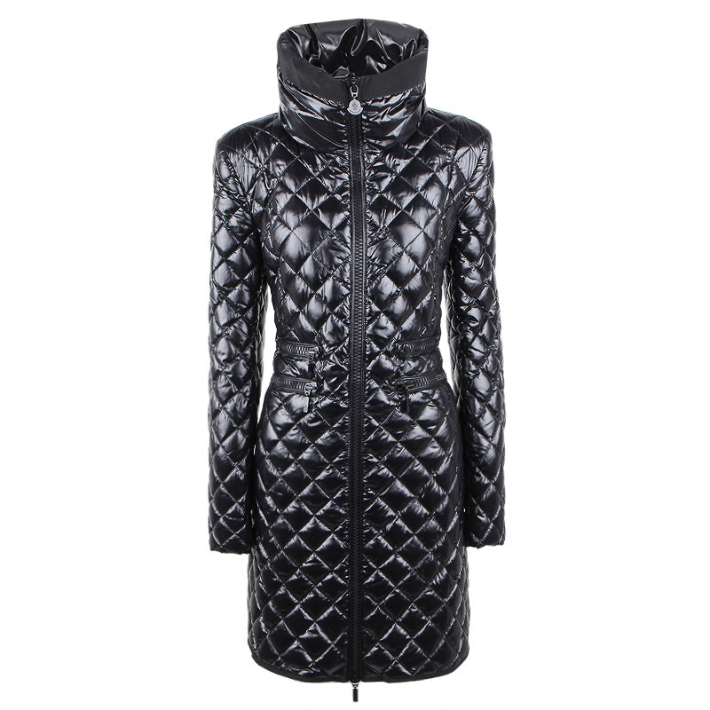 Moncler Grandval Women Jacket Black