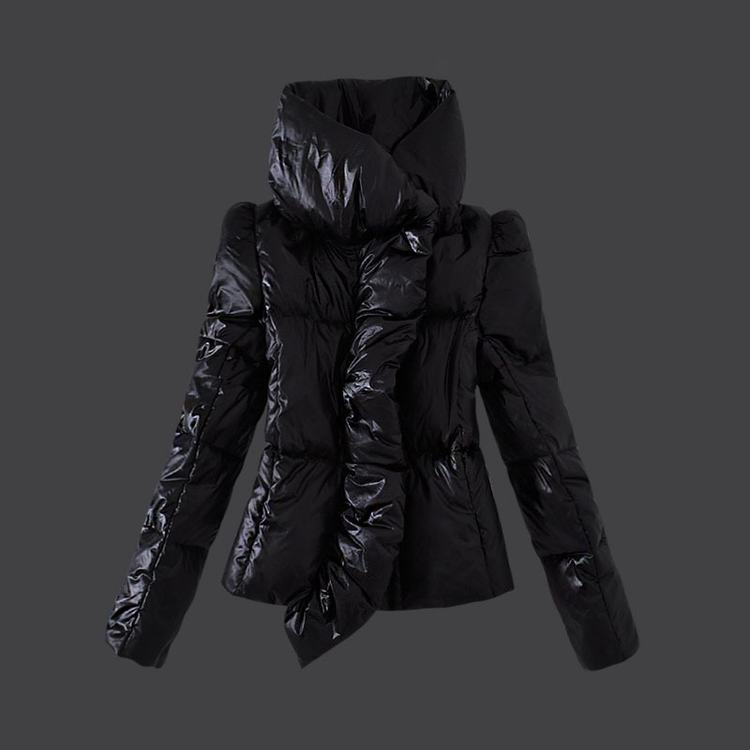 Moncler Grenoble 02 Women Jacket Black