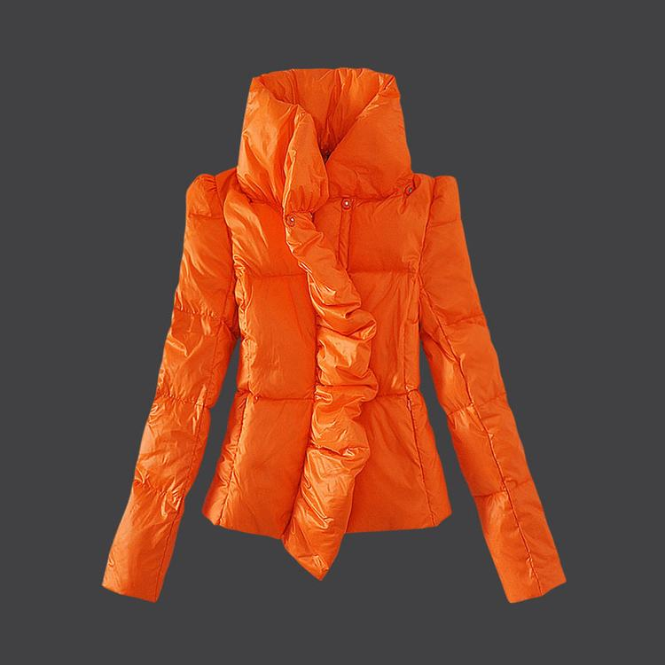 Moncler Grenoble 02 Women Jacket Orange