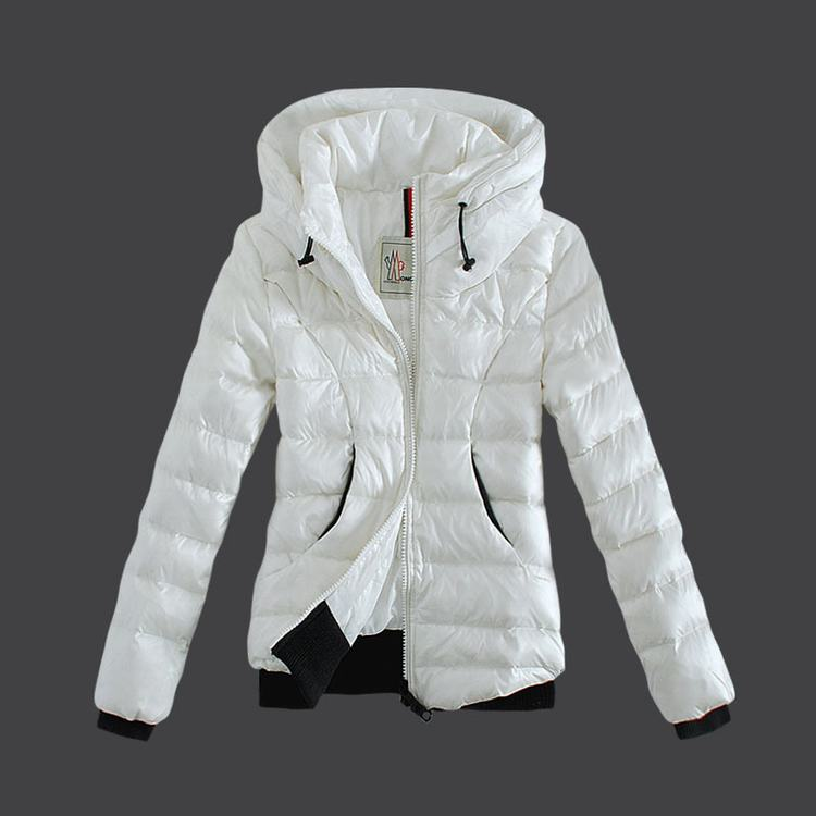 Moncler Grenoble 03 Women Jacket White