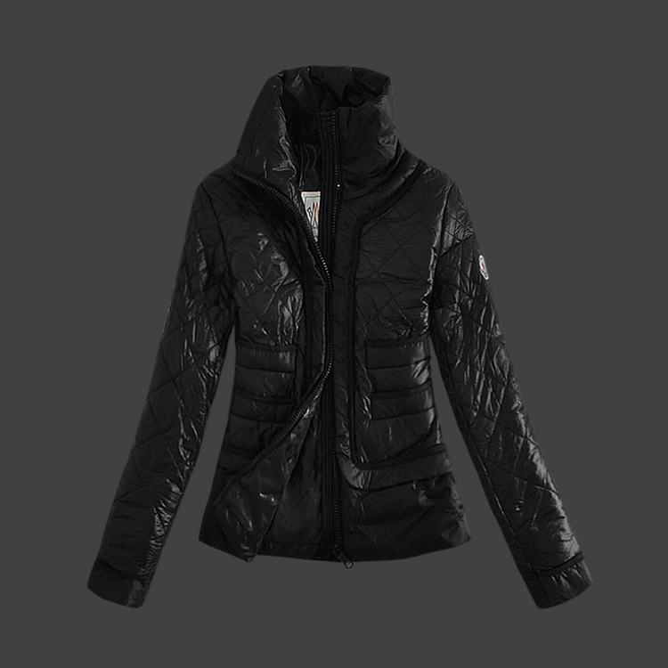 Moncler Grenoble 04 Women Jacket Black