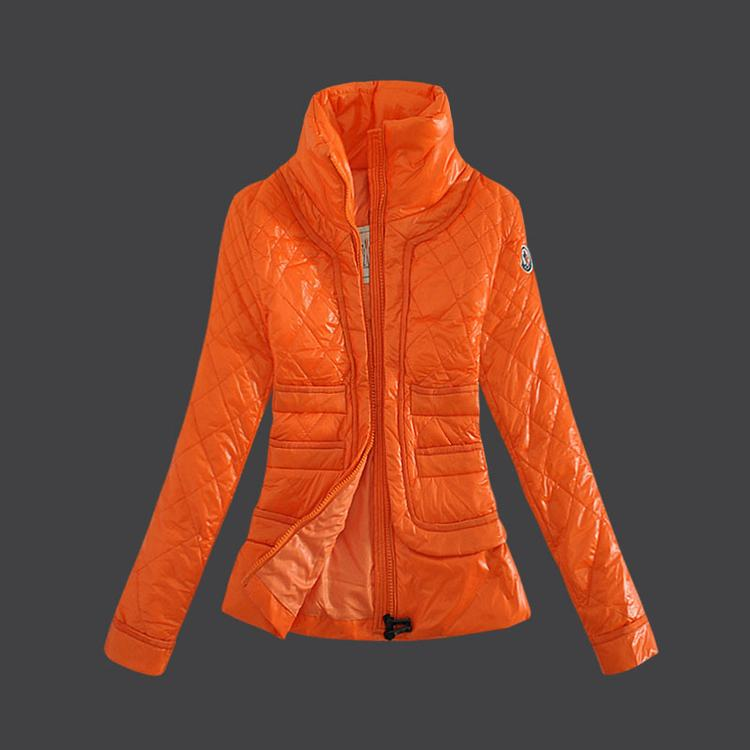 Moncler Grenoble 04 Women Jacket Orange