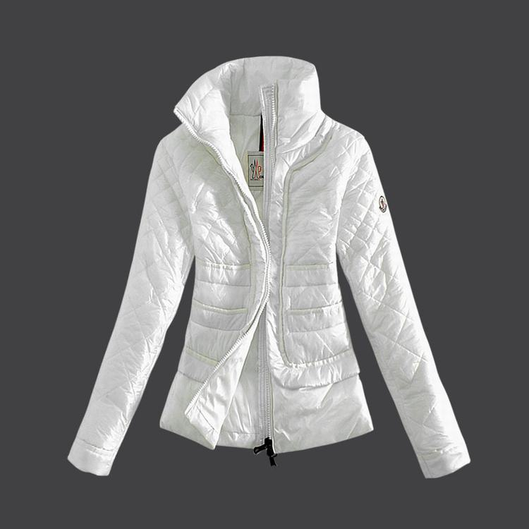 Moncler Grenoble 04 Women Jacket White