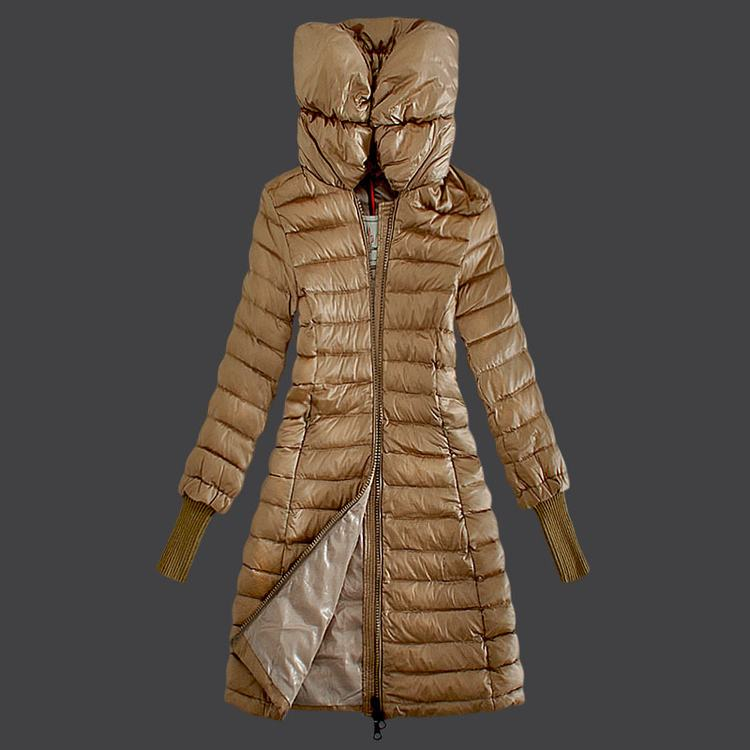 Moncler Grenoble 05 Women Jacket Light Brown