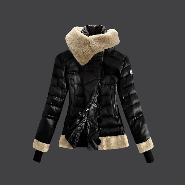 Moncler Grenoble 07 Women Jacket Black
