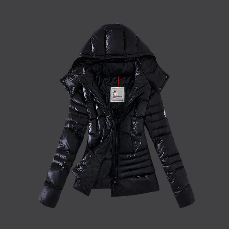 Moncler Grenoble 14 Women Jacket Black