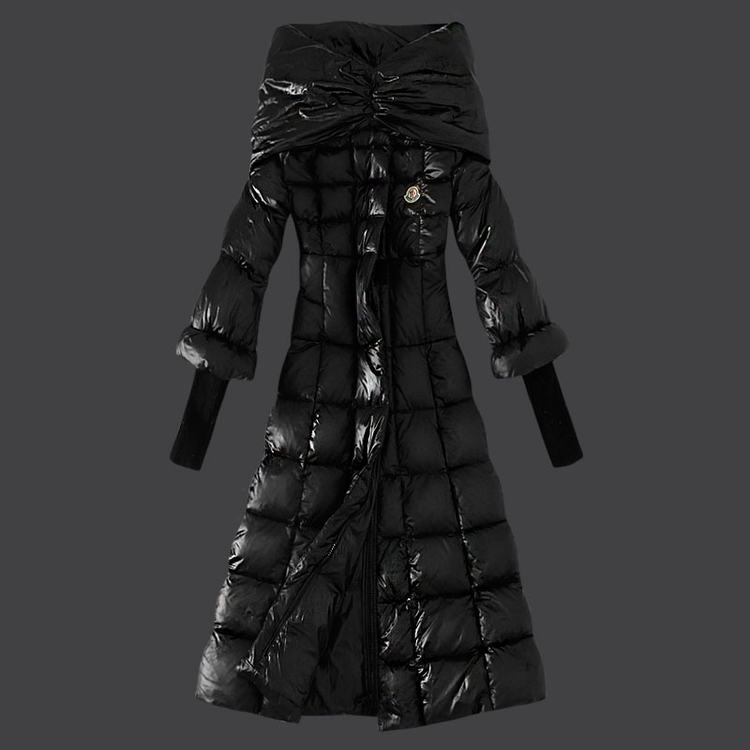 Moncler Grenoble 21 Women Jacket Black