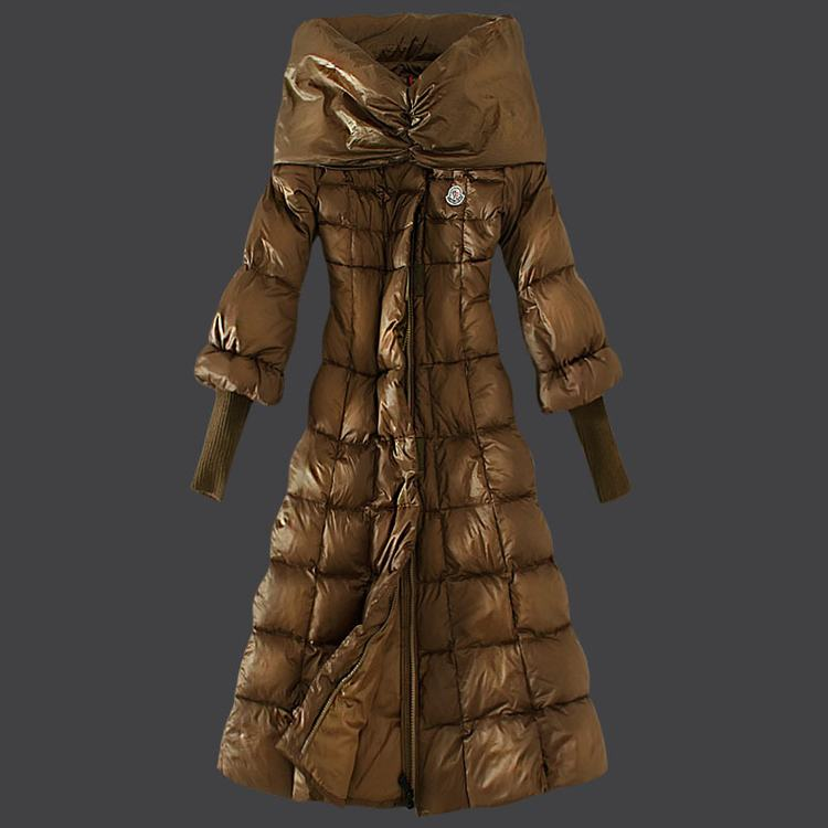 Moncler Grenoble 21 Women Jacket Brown