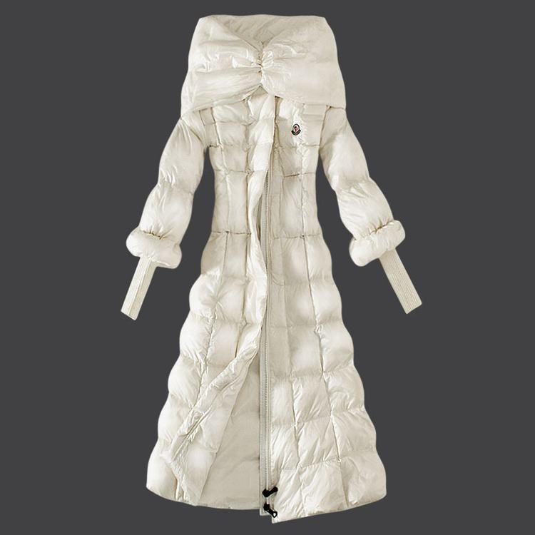Moncler Grenoble 21 Women Jacket White