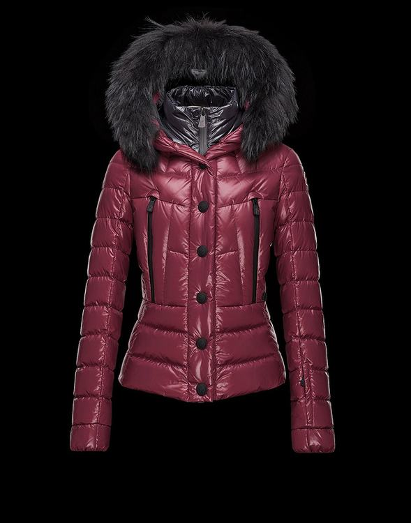 Moncler Grenoble Bever Women Jacket Red