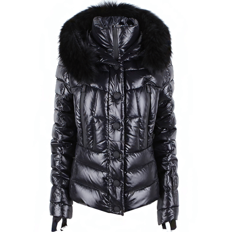 Moncler Grenoble Bever Women Jacket Silver