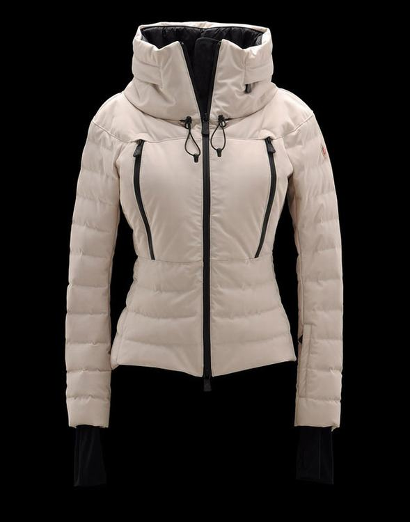 Moncler Grenoble Isere Women Jacket Pink