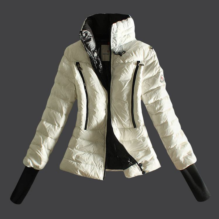 Moncler Grenoble Isere Women Jacket White