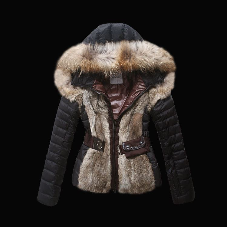 Moncler Grenoble Jager Women Jacket Black