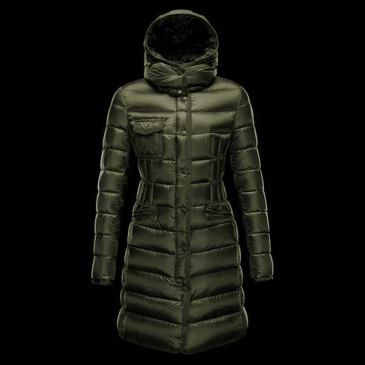 Moncler Hermine Women Jacket Green