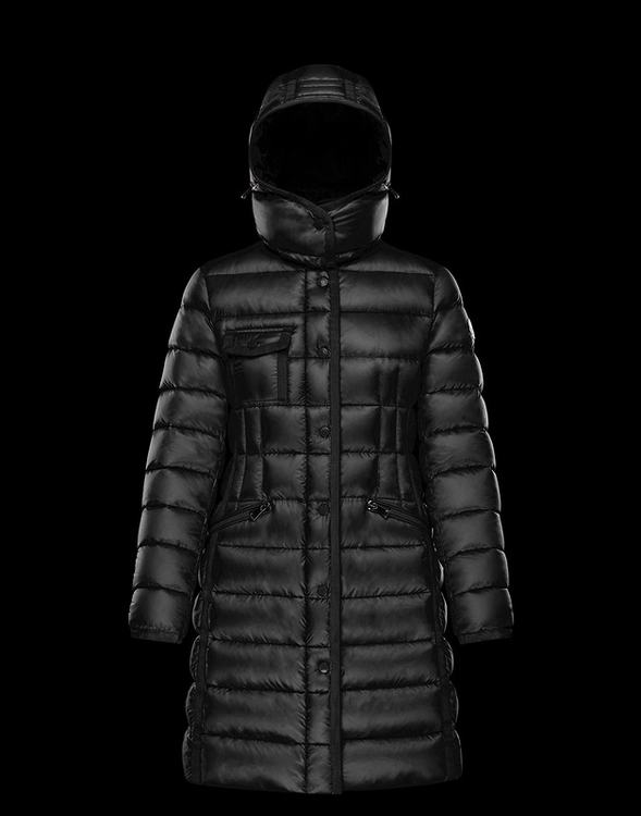Moncler Hermine Women Jacket Grey