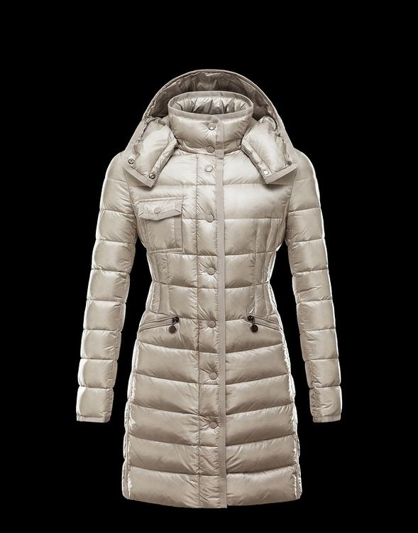 Moncler Hermine Women Jacket White