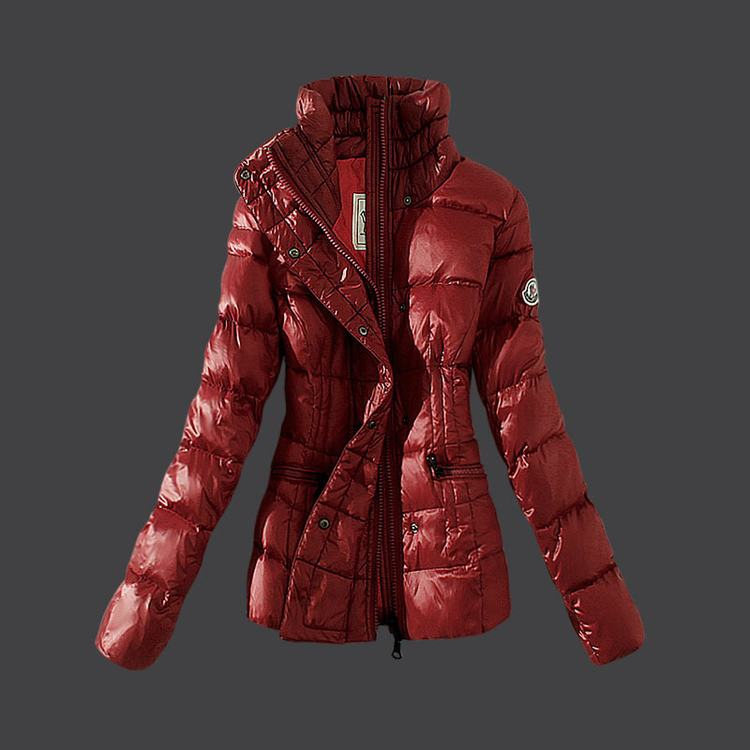 Moncler Janckets Women Jacket Red