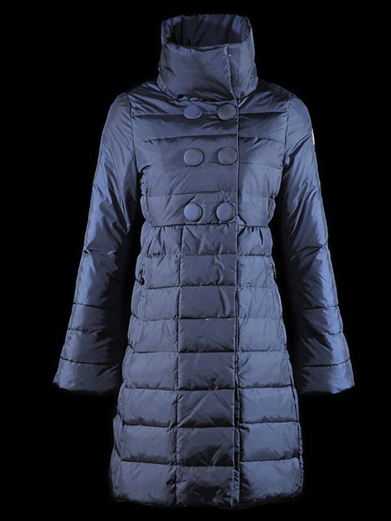 Moncler Johanna Women Jacket Blue
