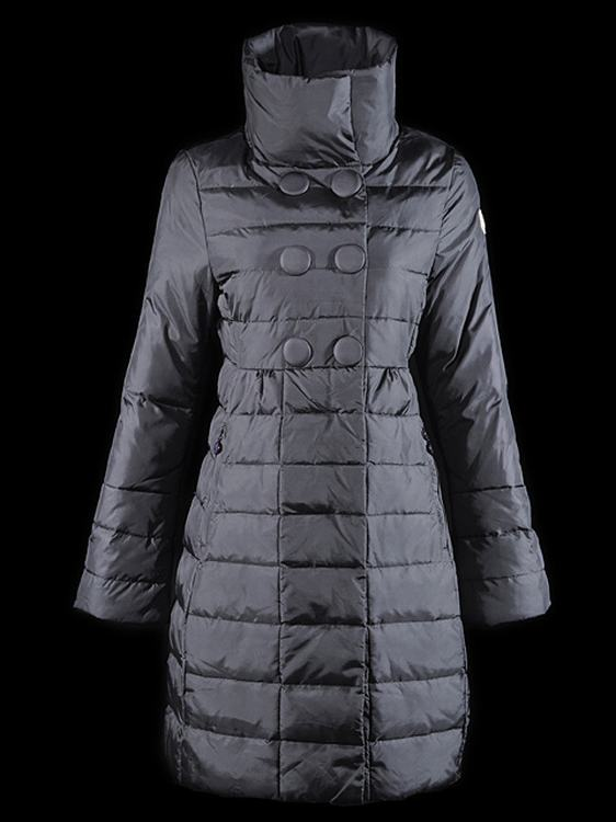 Moncler Johanna Women Jacket Grey