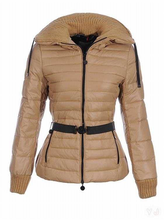 Moncler Lierre Women Jacket Brown