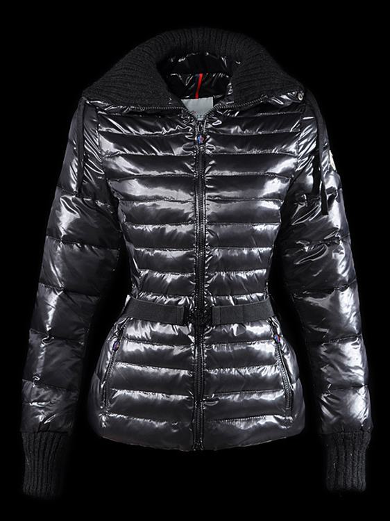 Moncler Lierre Women Jacket Dark Blue