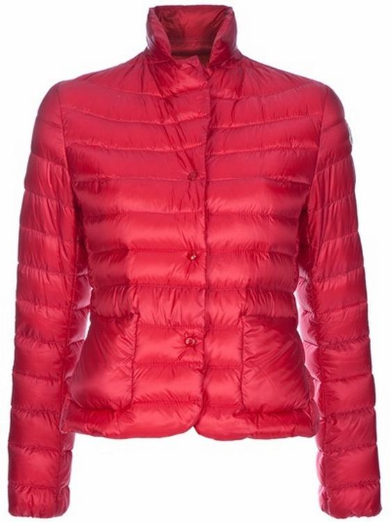 Moncler Lisette Women Jacket Chiese Red