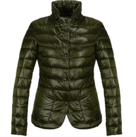Moncler Lisette Women Jacket Green