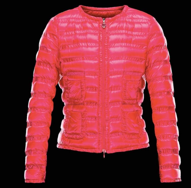 Moncler Lissy Women Jacket Pink