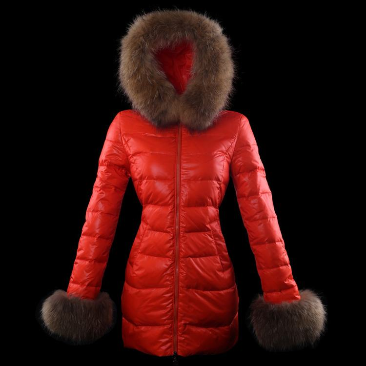 Moncler Mari Women Jacket Red