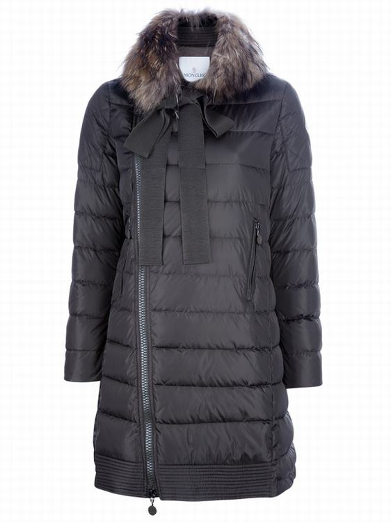 Moncler Mayuko Women Jacket Grey