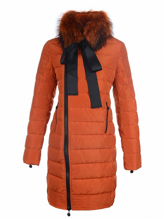 Moncler Mayuko Women Jacket Orange