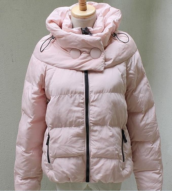 Moncler Mengs Women Jacket Cherry